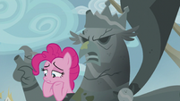 Pinkie -This can't all be because of a missing hunk of gold- S5E8