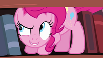 """Pinkie Pie """"that doesn't answer my question"""" S4E09"""
