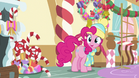 "Pinkie Pie ""these Pie sister talks"" MLPBGE"