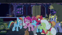 Pinkie Pie --of course not, silly!-- S6E15