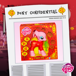 Pony Confidential 2014-01-31 - Chinese New Year Pinkie Pie