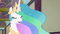 Princess Celestia -not even a princess- S8E1