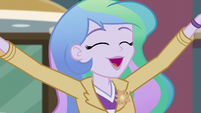 Principal Celestia declares everyone winners EG3