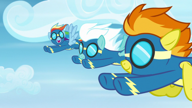 "File:Rainbow Dash ""I was born to make thunder!"" S7E7.png"