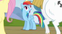 Rainbow imitating Bulk S4E10