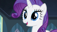 "Rarity ""saved the best for last"" S4E19"