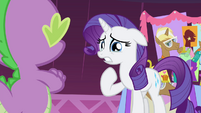 Rarity -possibly have that I don't-!- S4E13