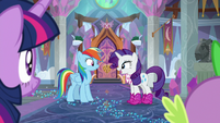 Rarity super-excited -do I-!- S8E17
