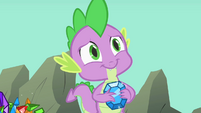 "Spike ""Thank you Rarity"" S01E19"