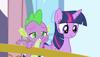 Spike -hello, gawgeous- S4E24