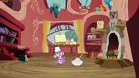 "Spike and Owlowiscious ""'hoo' is it?"" S03E11"