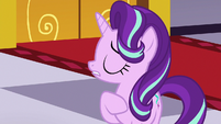 Starlight Glimmer takes a calming breath S7E10