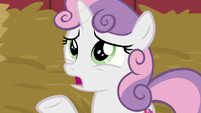 Sweetie -that doesn't make any sense!- S8E10