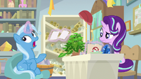 """Trixie """"after my shocking confrontation"""" S9E20"""