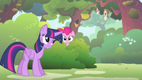 Twilight 'Stage fright isn't a disease' S4E14
