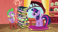 Twilight 'That's not that many' S3E09