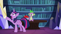 Twilight --I can't figure it out!-- S5E22