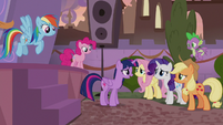 Twilight -I'll need my best friends- S9E17