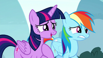 Twilight -glad you're having so much fun- S8E18