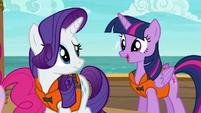 """Twilight Sparkle """"a tri-horned bunyip!"""" S6E22"""