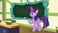 """Twilight Sparkle """"there, all clean"""" S7E3"""