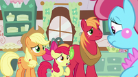 Apple Bloom -it must've been really hard- S7E13