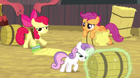 "Apple Bloom gripes ""ain't it bad enough"" S5E6"