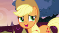 """Applejack """"I did bust my tail because"""" S7E9.png"""