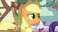Applejack -fashion just ain't my bag of oats- S7E9