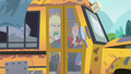 Applejack and Big McIntosh arrive in the bus SS13.png