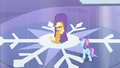 Applejack standing by fake heart S3E2.png