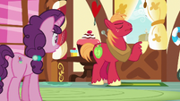 Big Mac breaking up with Sugar Belle S8E10