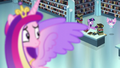 Flurry Heart flying around Twilight S6E2.png