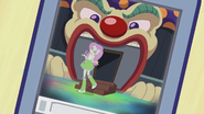 Fluttershy unaffected by haunted house EG2