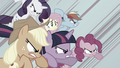 Mane Six go on the offensive S6E16.png