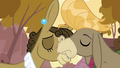 Matilda and Cranky nuzzling S2E18.png