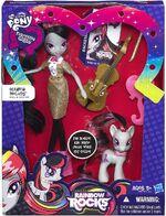 Octavia Melody MLP EG RR (Muñeca y Pony Caja)