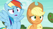 Rainbow --they mopped the field with us-- S6E18