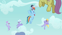 Rainbow Dash grin S2E22