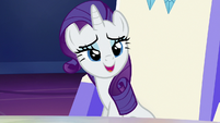 "Rarity ""everypony has moved on"" S6E25"