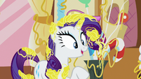 "Rarity ""she's a wonder with a cauldron"" S7E19"