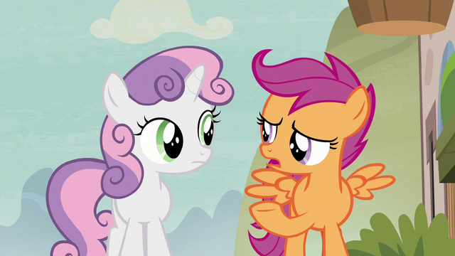 """File:Scootaloo """"what about Cheerilee?"""" S7E8.png"""