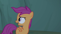 Scootaloo 'I just love camping and hanging out' S3E06