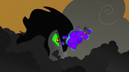 Sombra notices activity near crystal heart S3E2