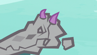 Spike's cocoon starts to crack S8E11