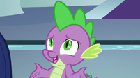 Spike -yeah, what she said- S8E7