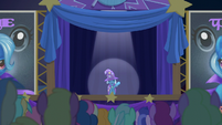 Trixie putting herself down on stage S6E6