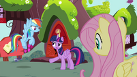 "Twilight ""Knowing history actually is beneficial"" S4E21"