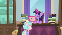"Twilight ""my class is learning that"" S8E25"