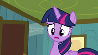 "Twilight Sparkle ""because I yelled at you"" S7E3"